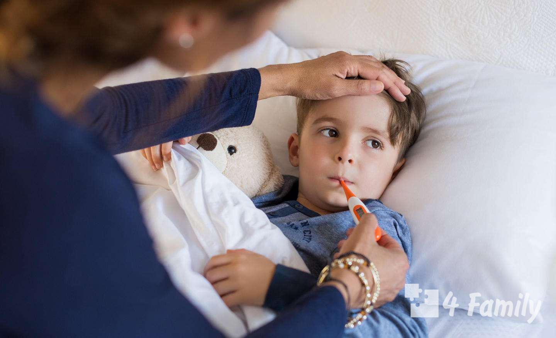 Как не болеть зимой детям