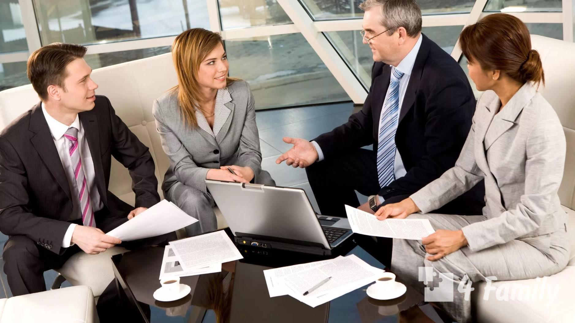 Этика делового общения. Основные стандарты и правила