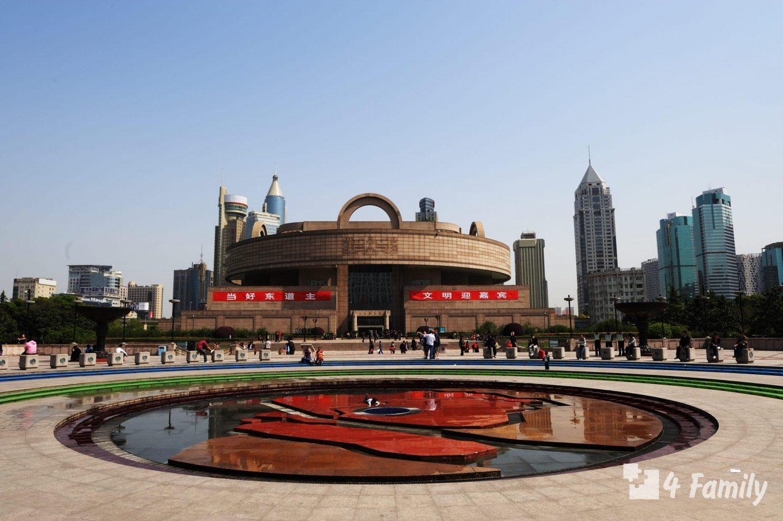 Музей города Шанхай