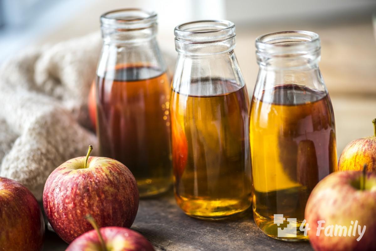 Яблочный сок и полезные напитки на каждый день