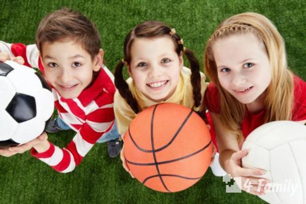Детский спорт – когда и чем заниматься