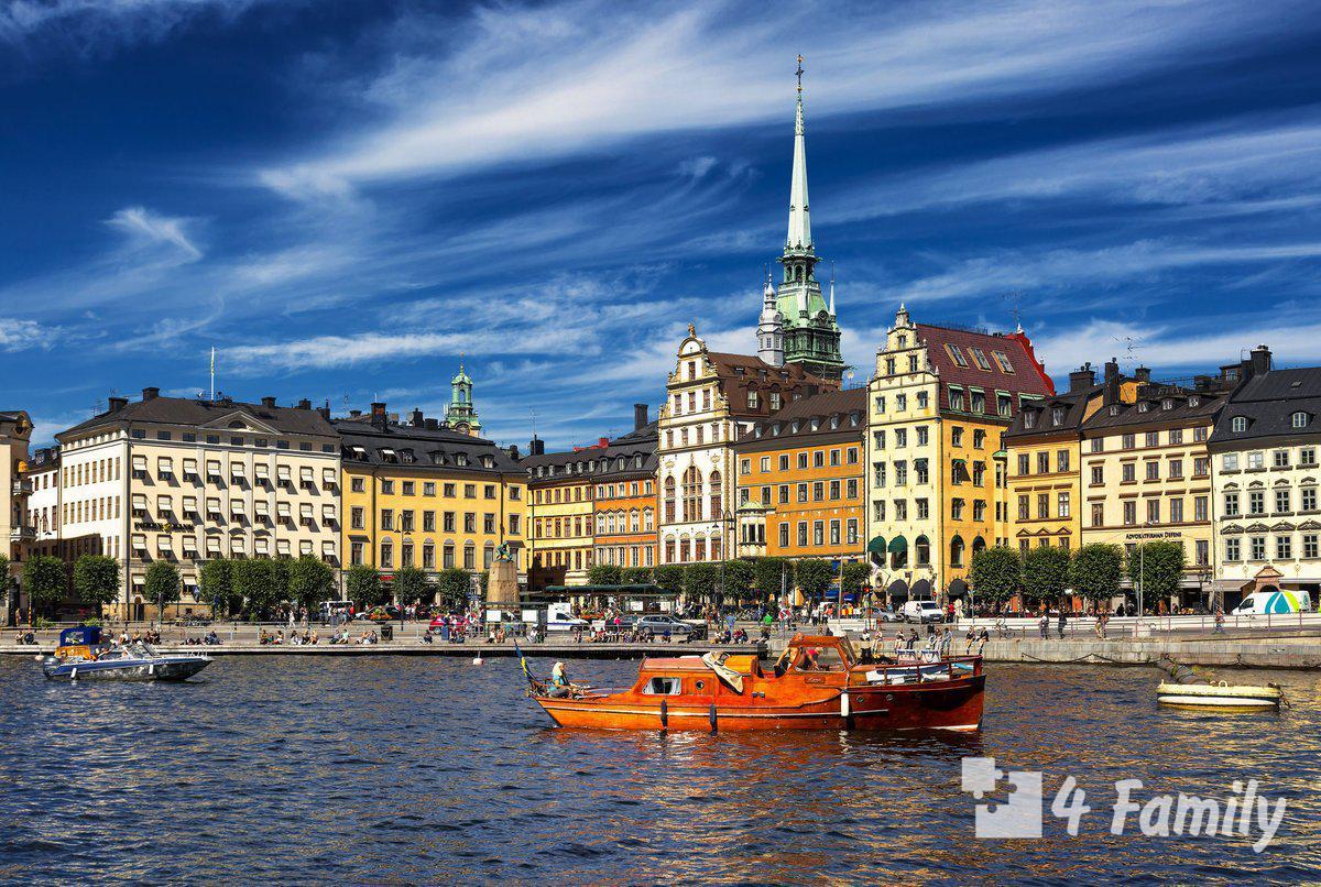 3 небанальных места, которые нужно посетить в Стокгольме