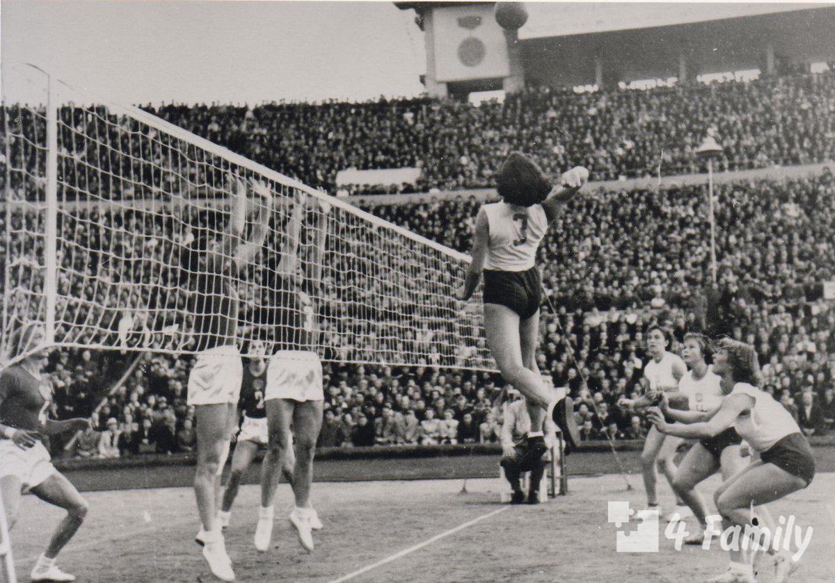 История возникновения и развития волейбола