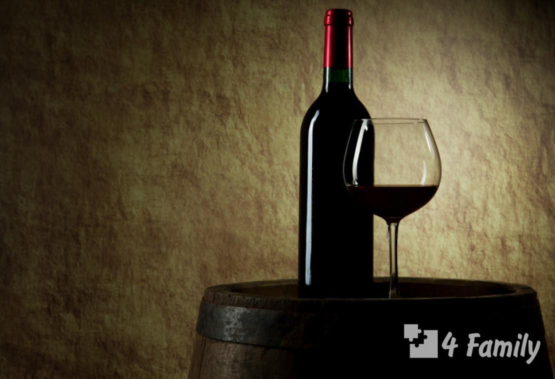 Сухое красное вино и другой полезный алкоголь