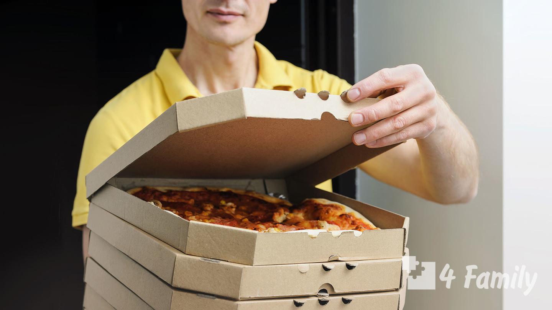 Правила выбора службы доставки еды