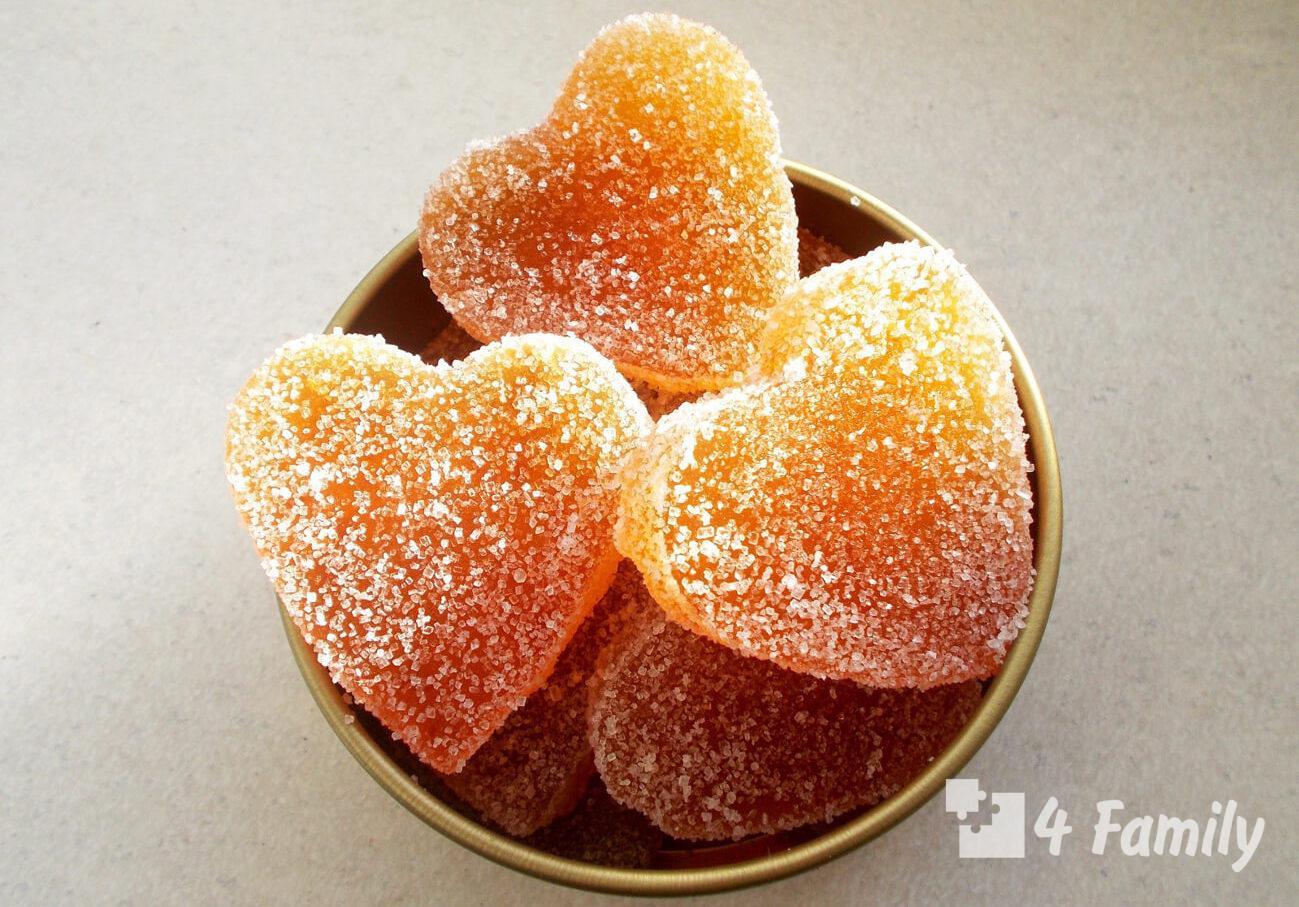 Как сделать яблочный мармелад в домашних условиях
