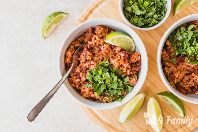 Фото. Простые и вкусные рецепты из риса