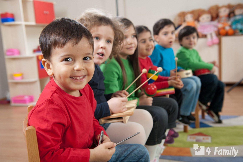 Советы родителям в детском саду