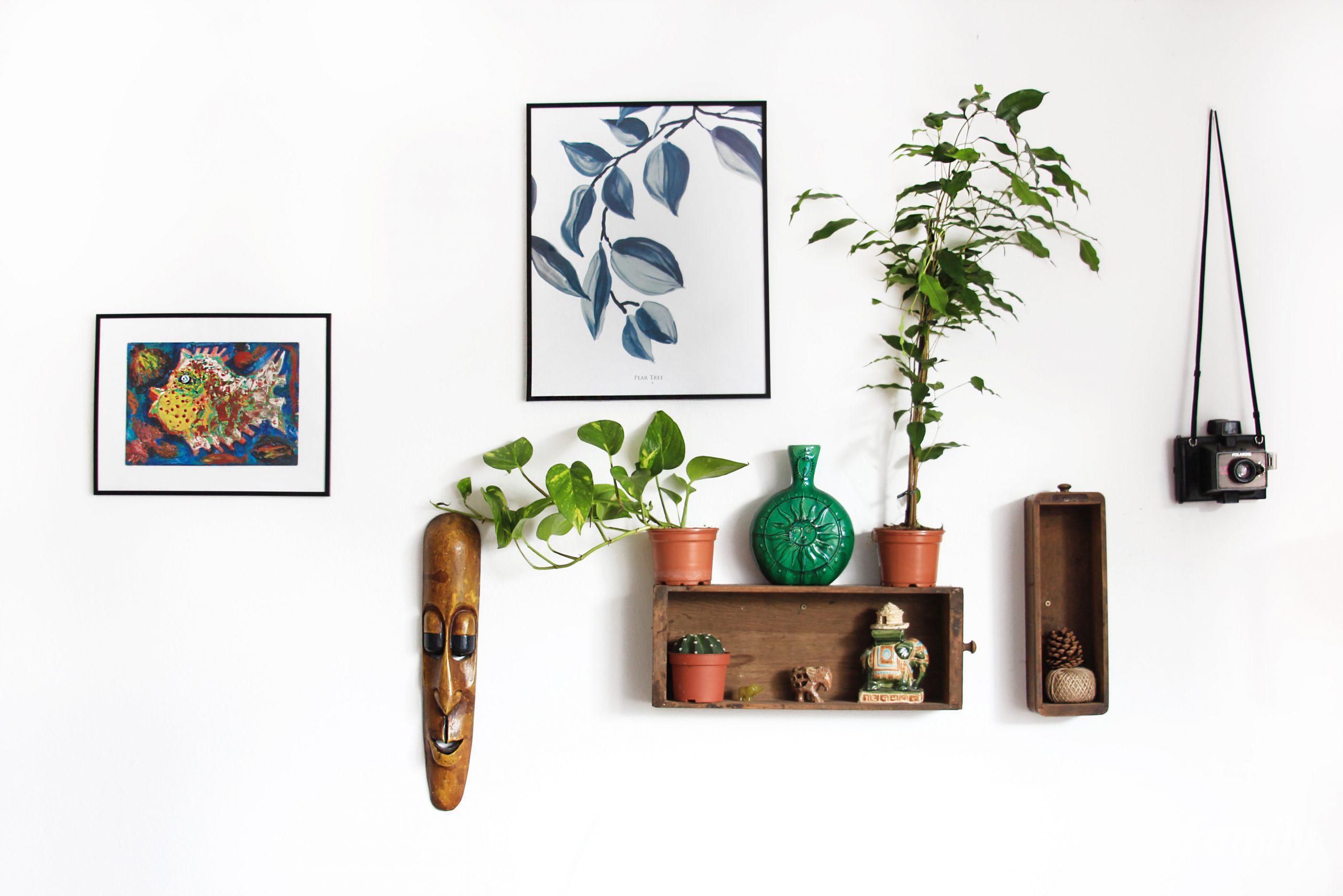 Как современно украсить дом