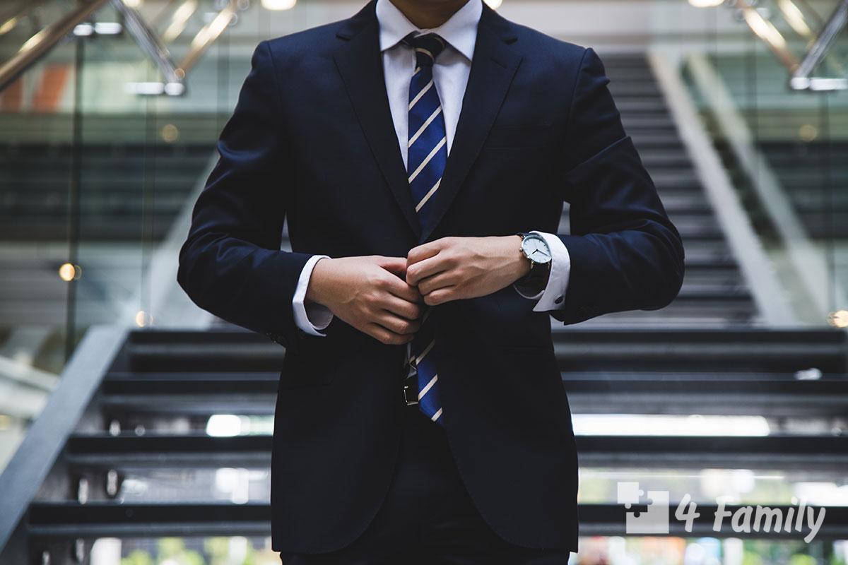 Имидж делового мужчины
