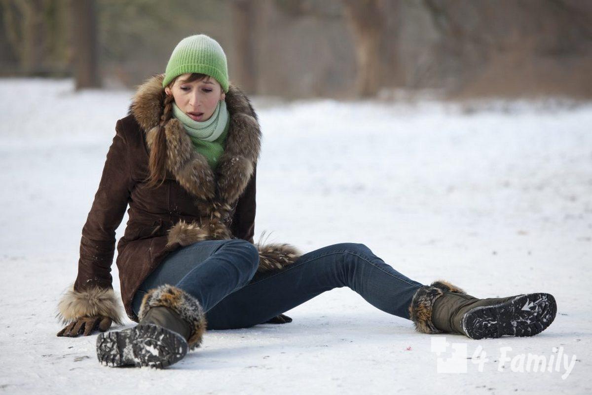 Фото. Как можно добиться того, чтобы сапоги не скользили зимой