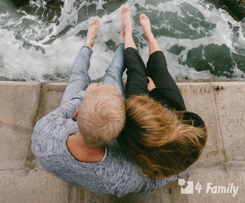 Фото. Серьезные отношения и семья
