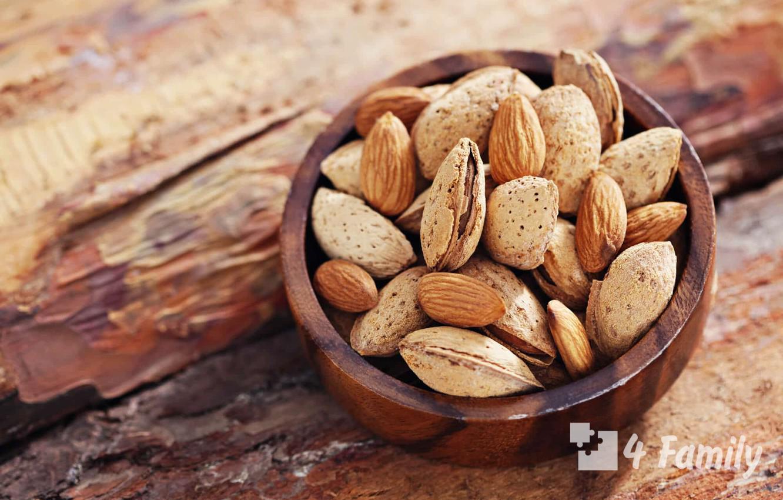 Миндальный орех полезные свойства