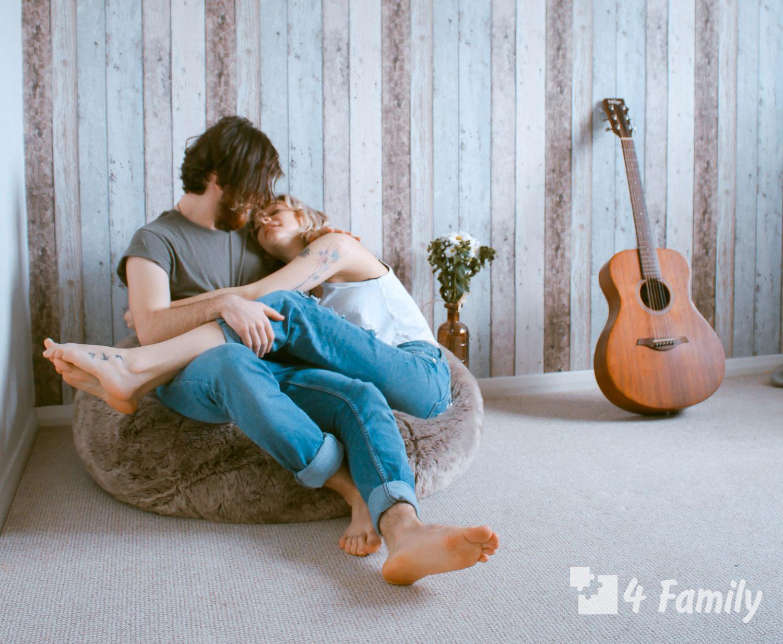 Фото. Хорошие отношения между мужем и женой