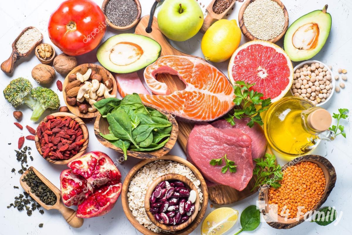 Фото. Правильное питание для женщин