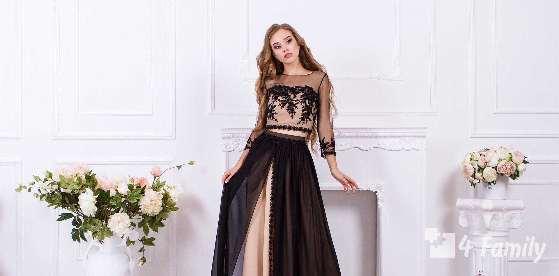 Фото. Вечерние платья для женщин