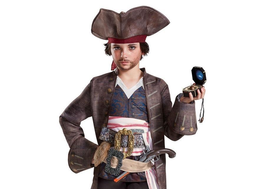 Костюм Джека Воробья из Пиратов Карибского моря