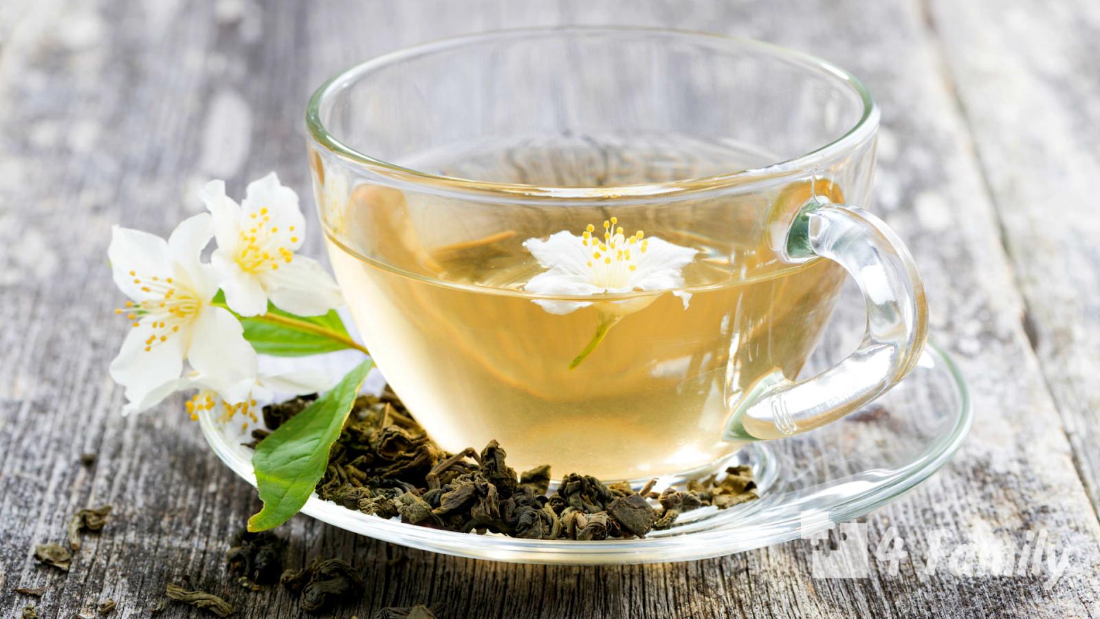 Фото. Чай с жасмином – полезные свойства и противопоказания
