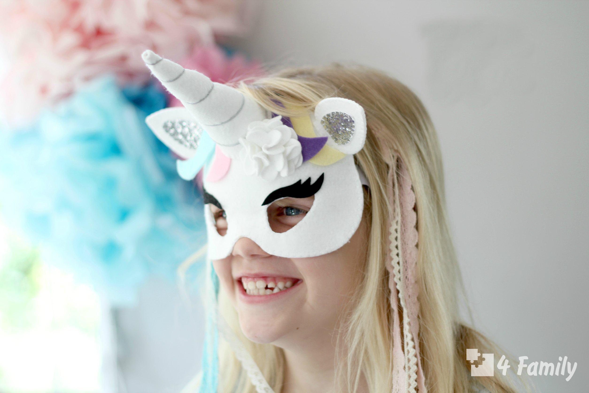 Сделать маску животного своими руками