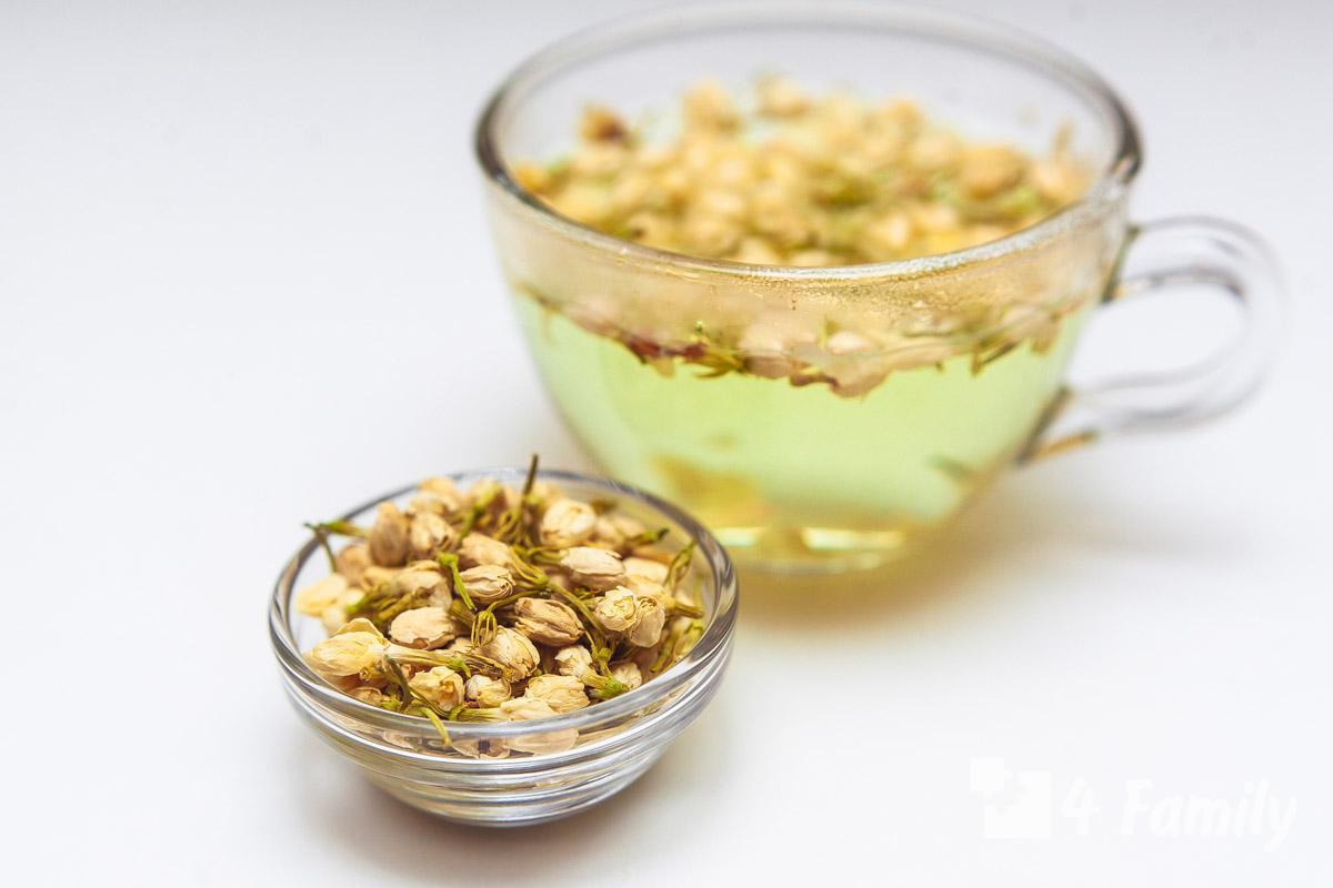 Чай с жасмином – полезные свойства и противопоказания