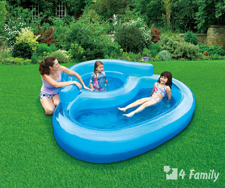 Какой бассейн выбрать каркасный или надувной