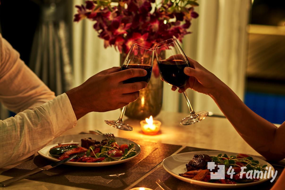 Фото. Идеи для романтического вечера