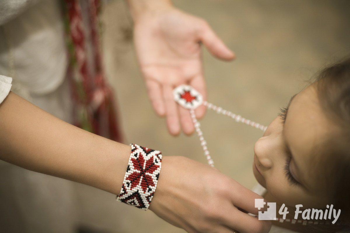 Как сделать оберег ребенку своими руками