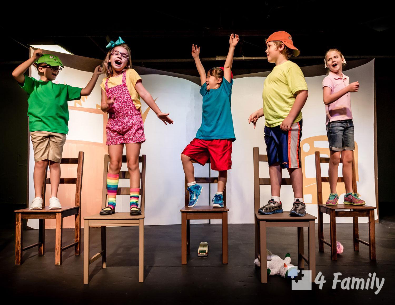 Фото. Польза театрального кружка для детей