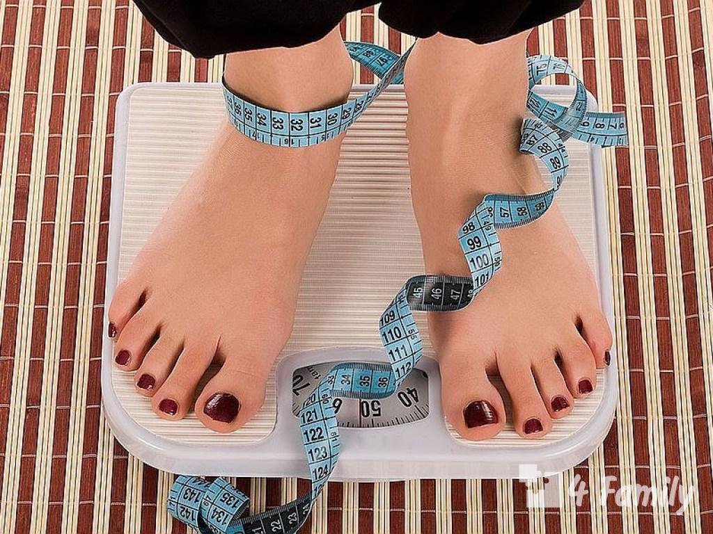 Фото. Как похудеть на кг за день