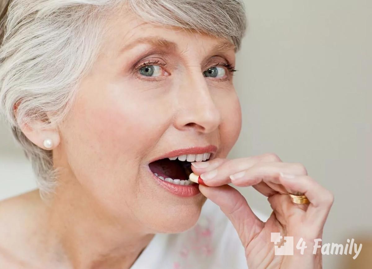 Витамины для красоты женщины после 50 лет