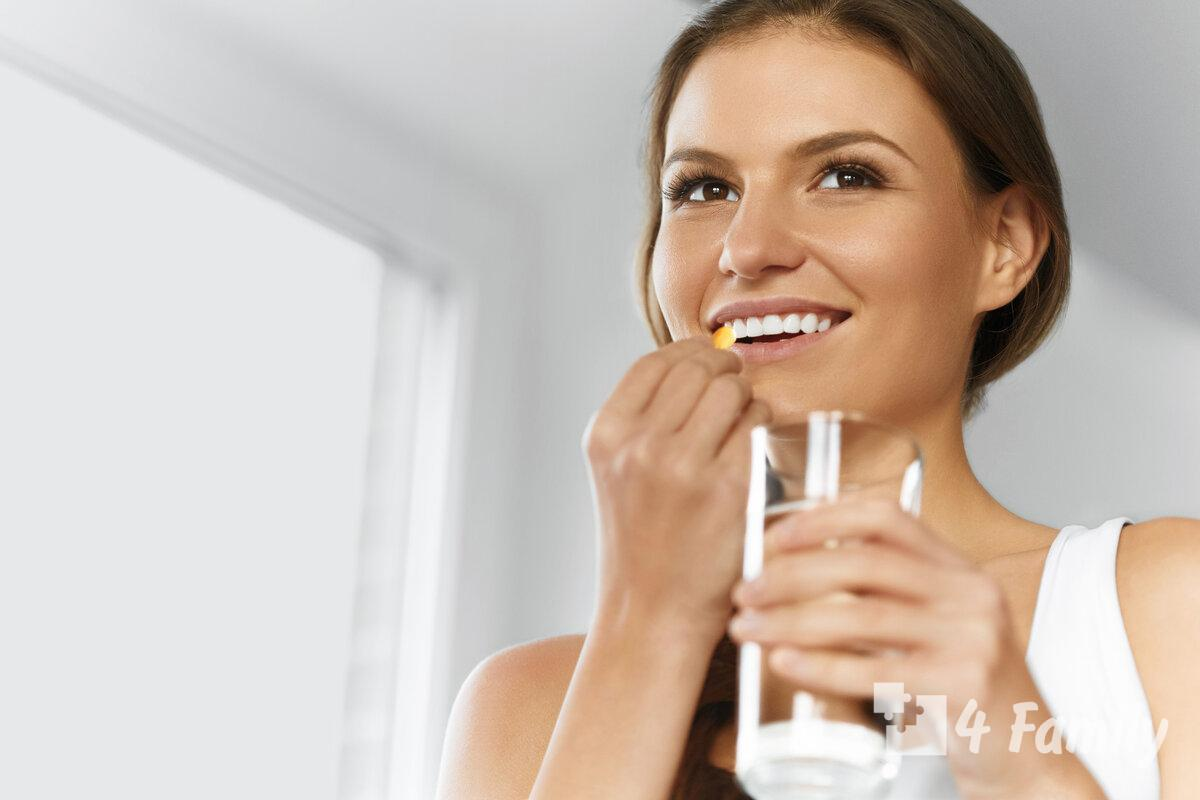 Лучшие витамины для красоты женщины