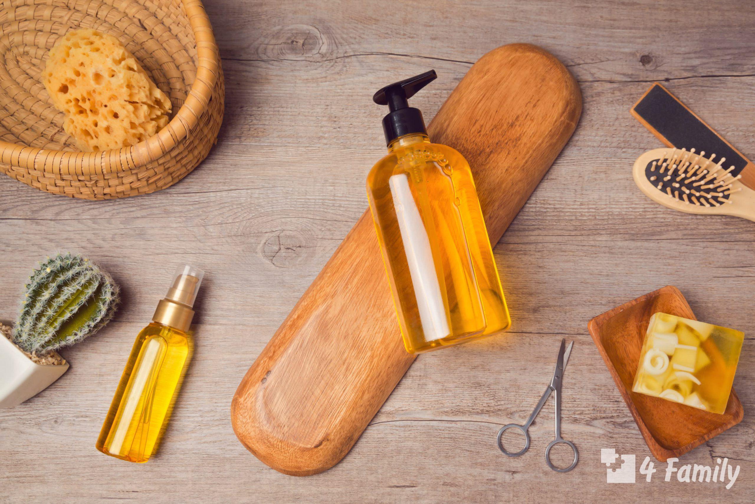 Как правильно выбрать шампунь для волос