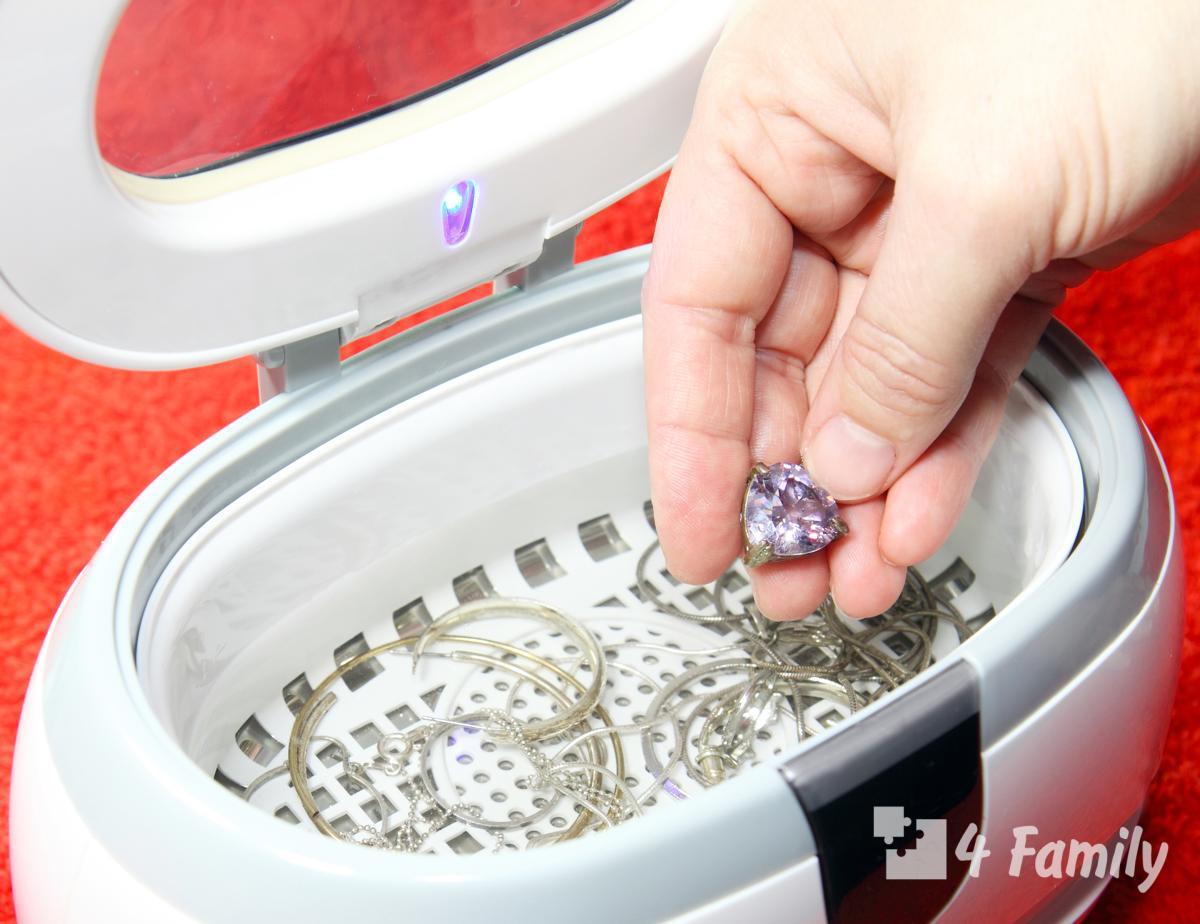 Фото. Чистка серебра в домашних условиях