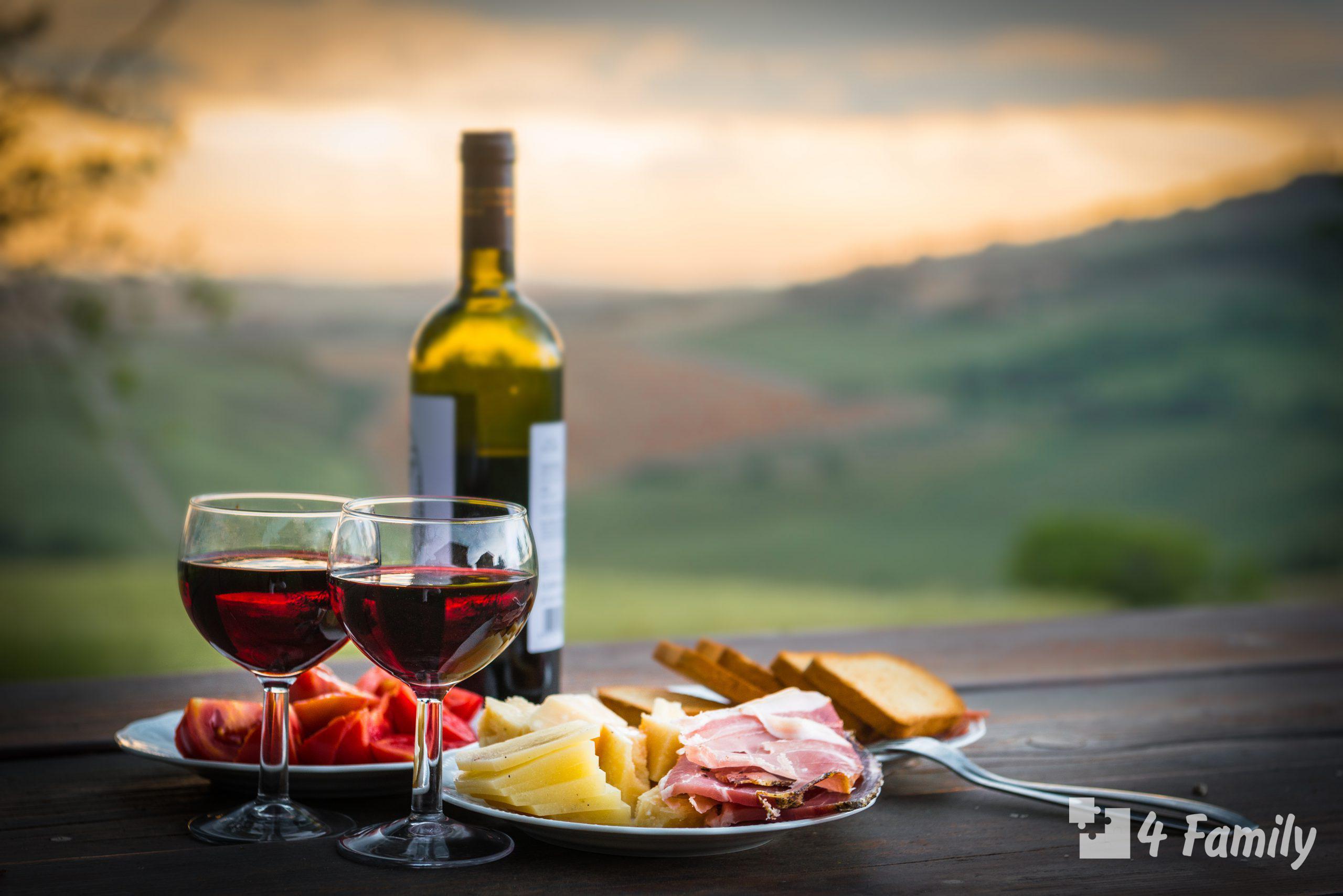 Фото. Чем отличается сухое вино от полусладкого