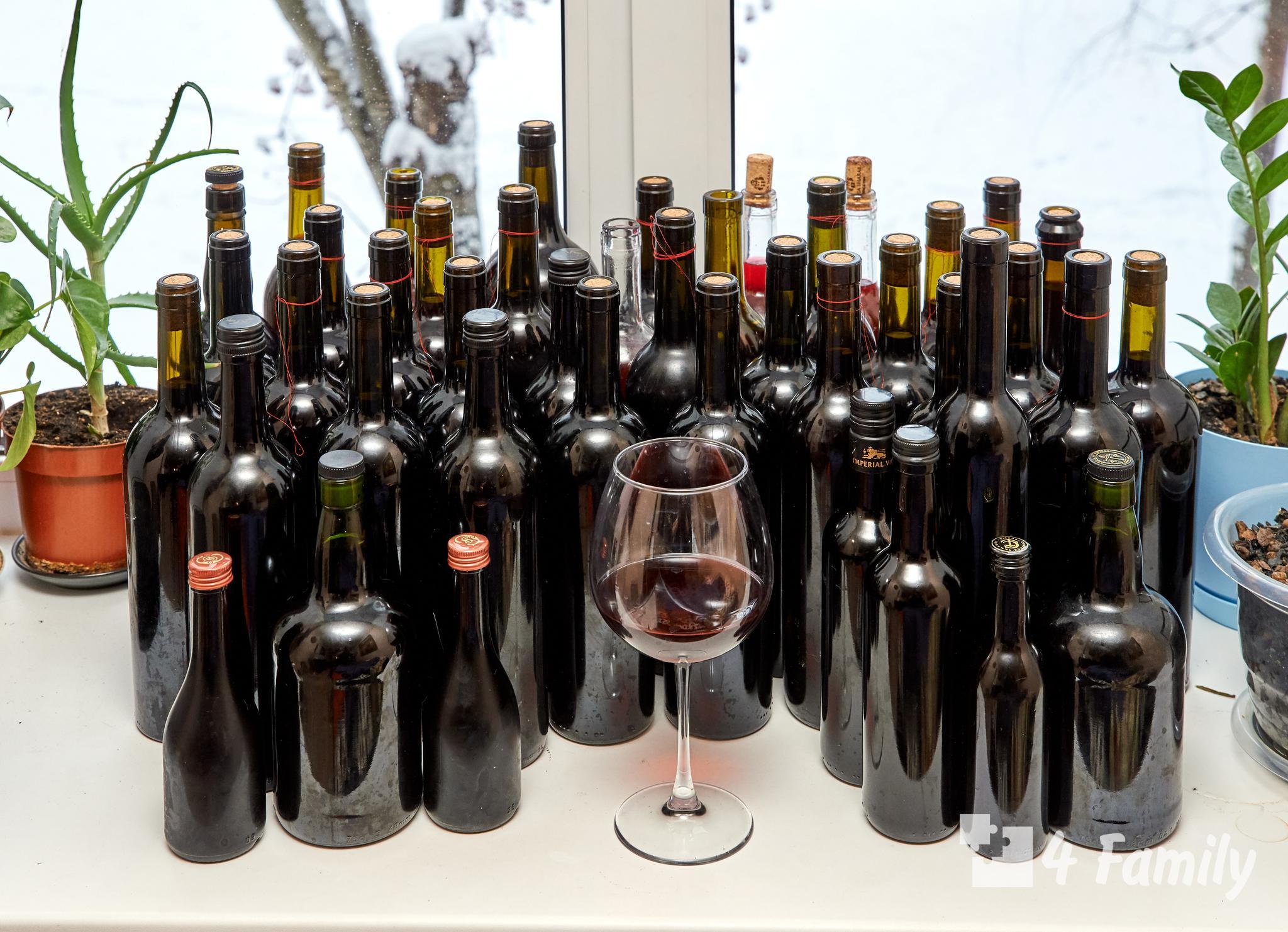 Фото. Крепкое вино в домашних условиях