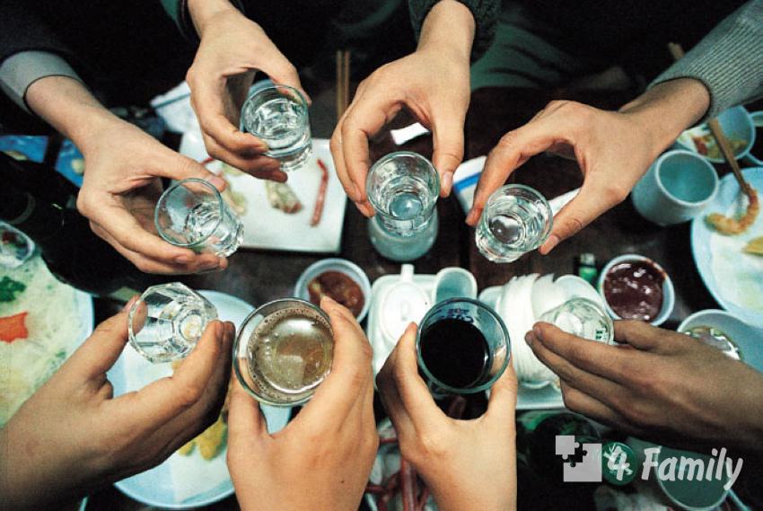 Пьяные игры для компании с алкоголем