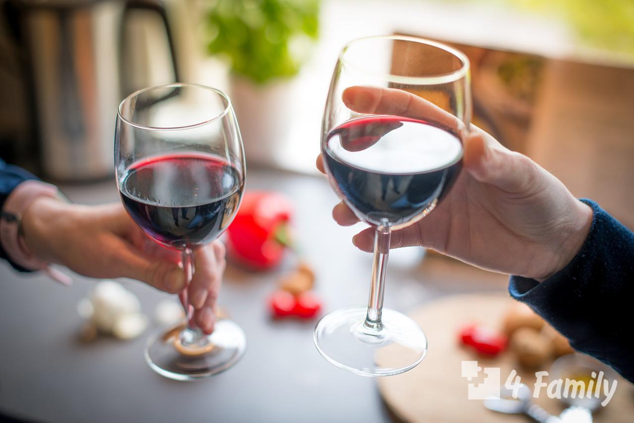 Крепкое вино в домашних условиях