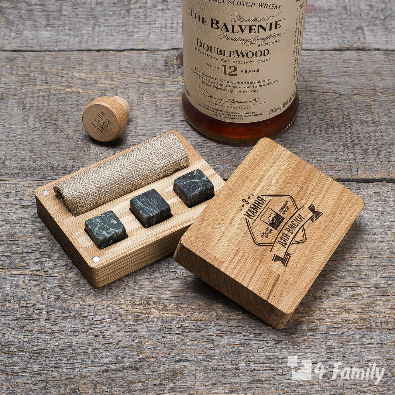 Фото. Камни для виски
