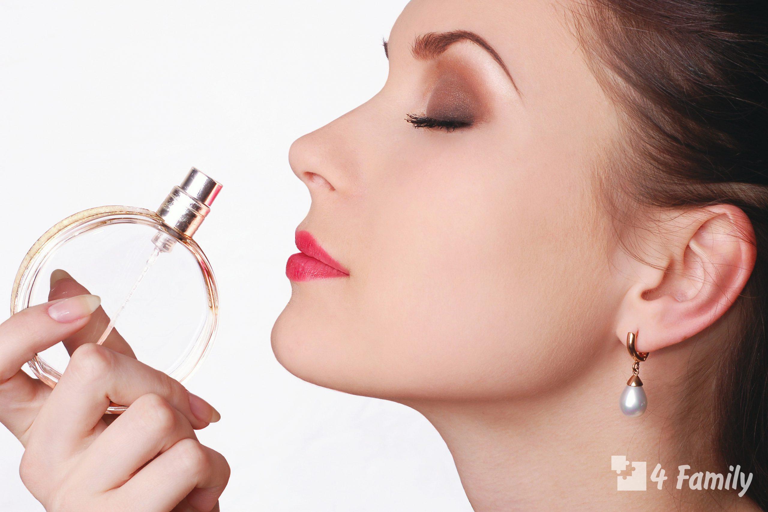 Фото. Как найти свой аромат духов