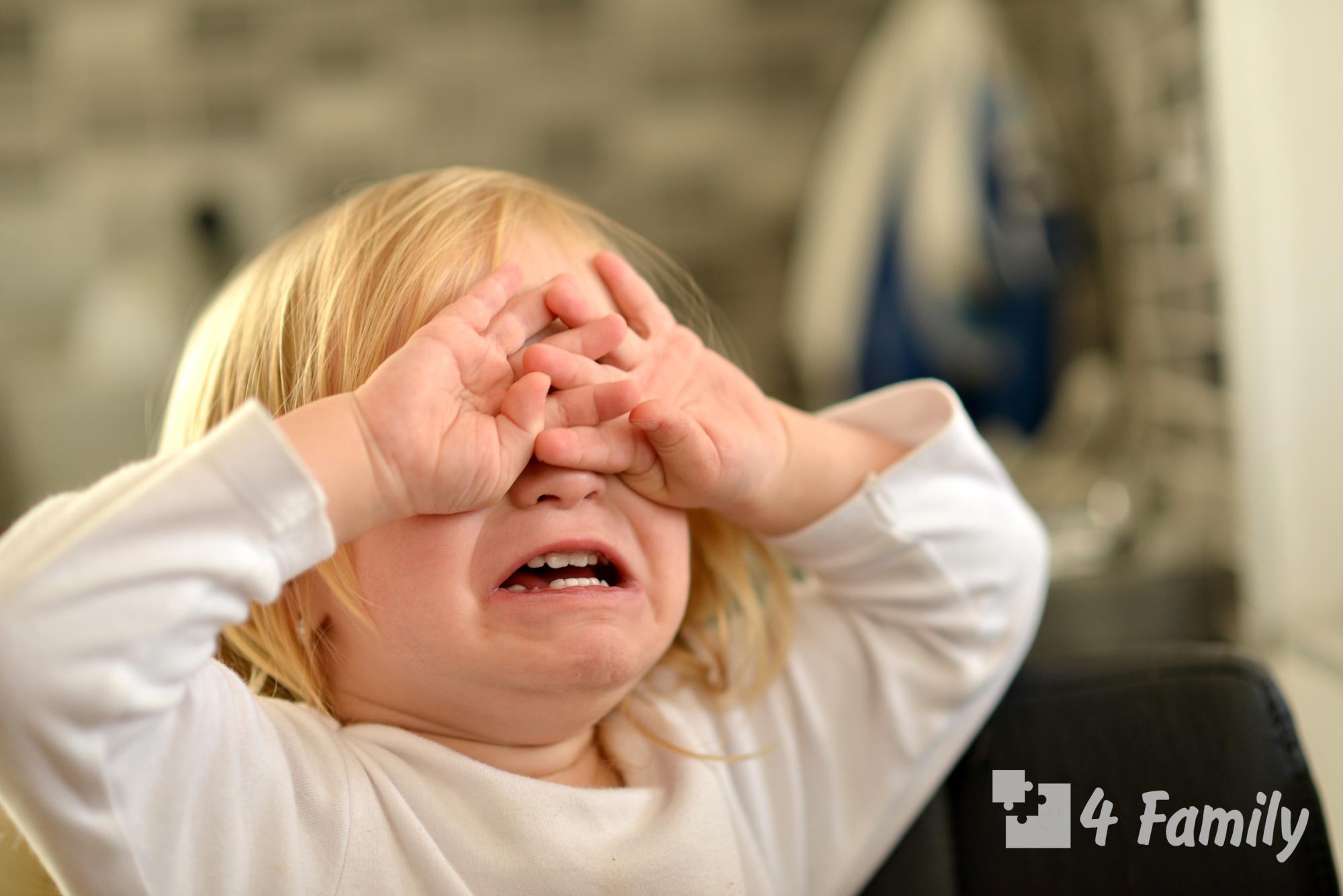 4family Почему нельзя кричать на ребенка