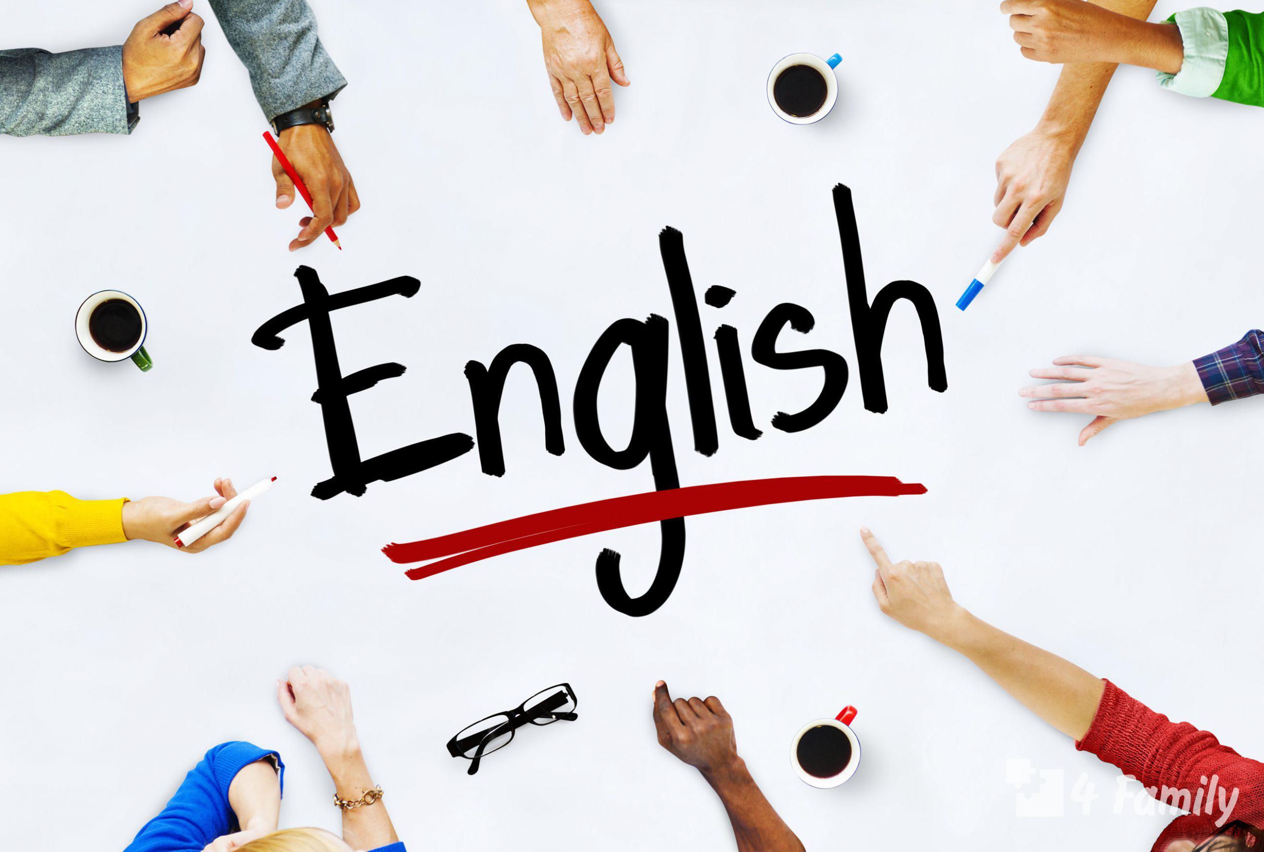 Английские слова, которые нужно знать любому, кто изучает английский язык