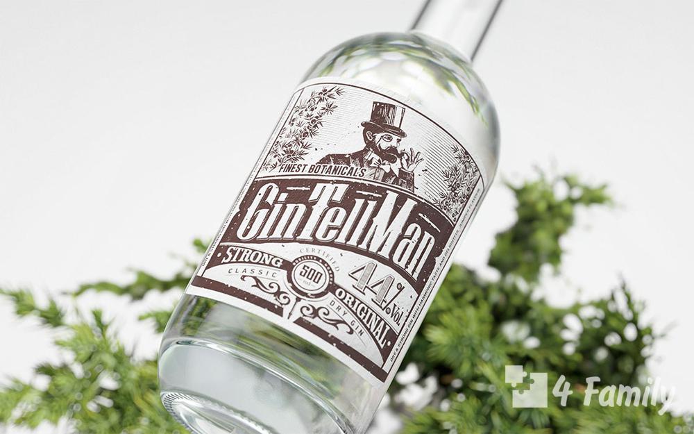 Как правильно пить джин в чистом виде