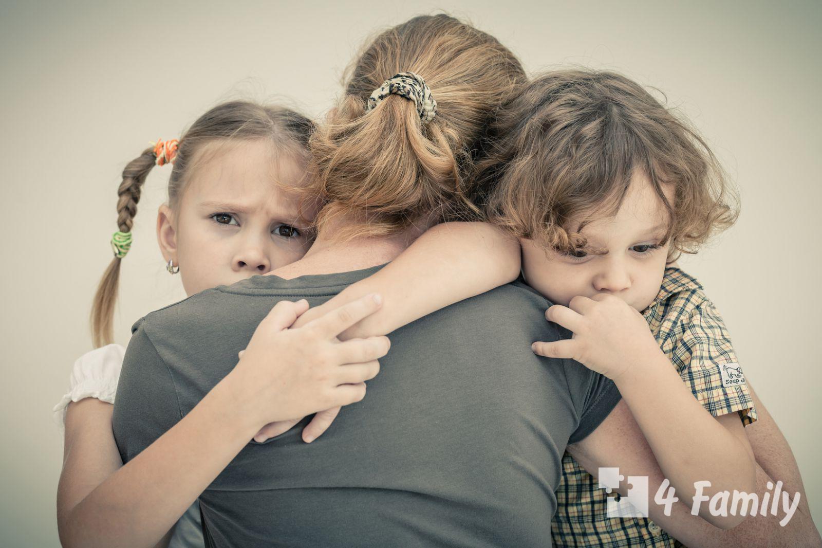 4family Как разговаривать с ребенком о смерти