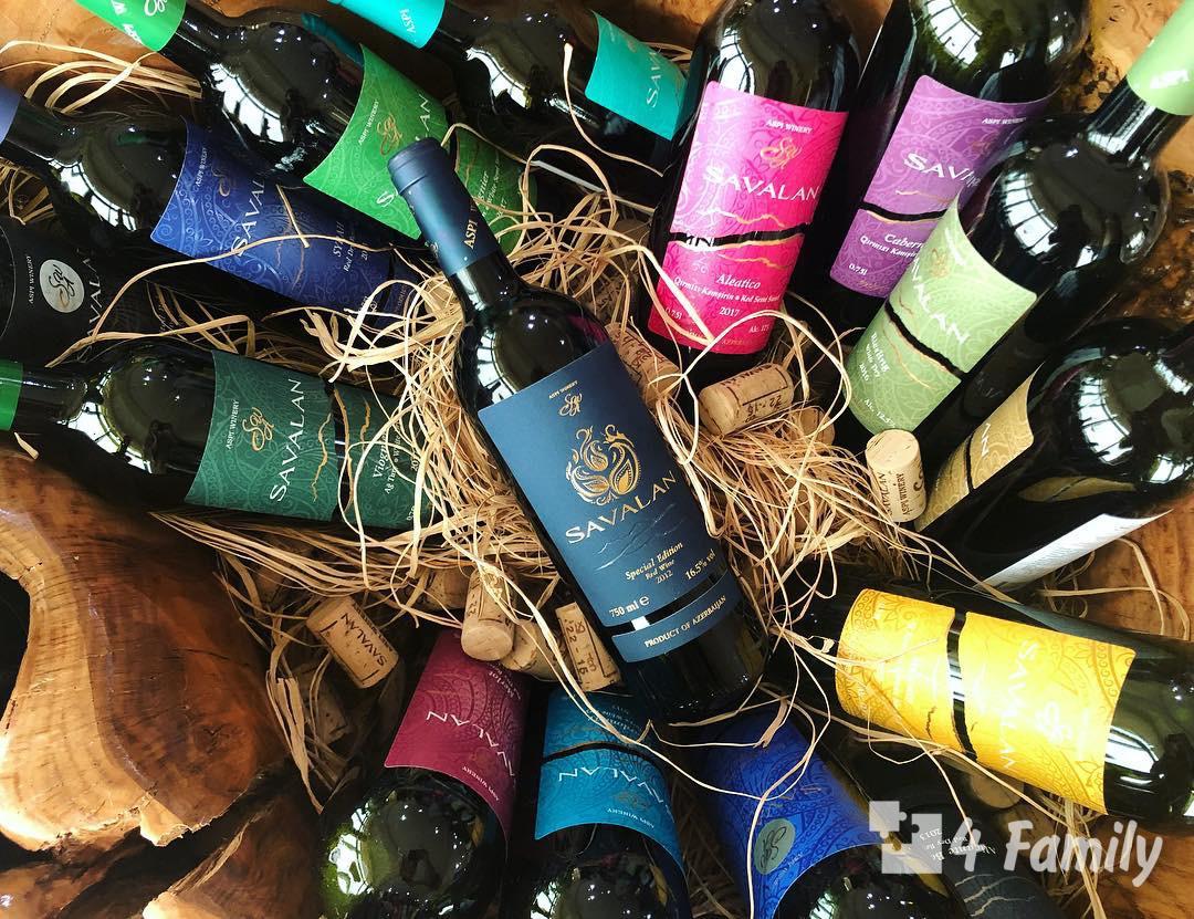 Как выбрать азербайджанское вино
