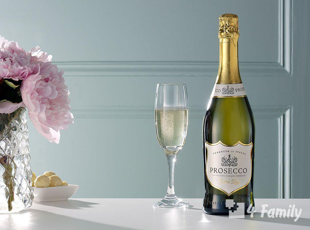 Просекко шампанское как пить