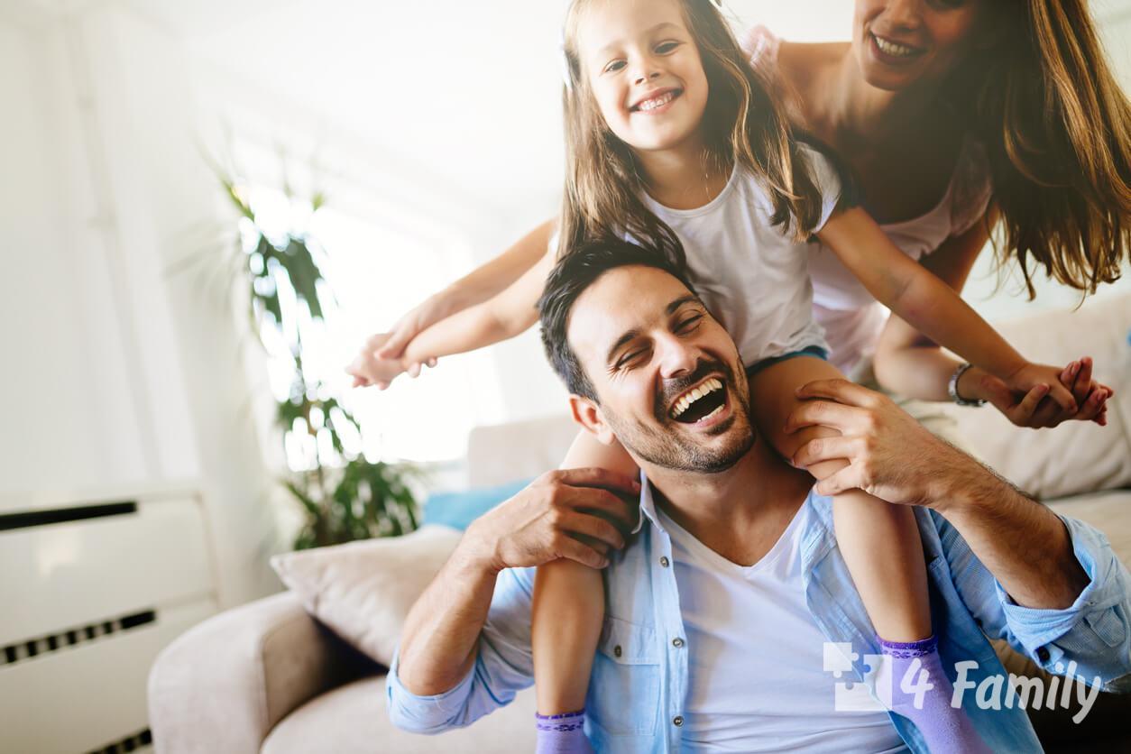 4family Юмор в воспитании детей