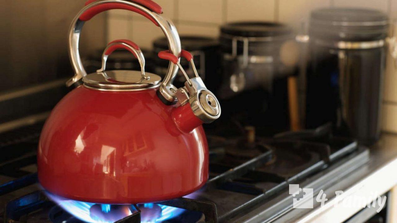 Фото. Как очистить чайник от накипи в домашних условиях