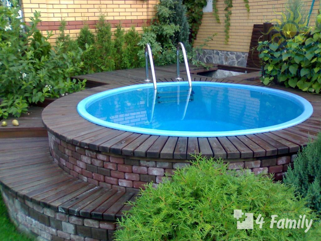 Как сделать бассейн дома самому