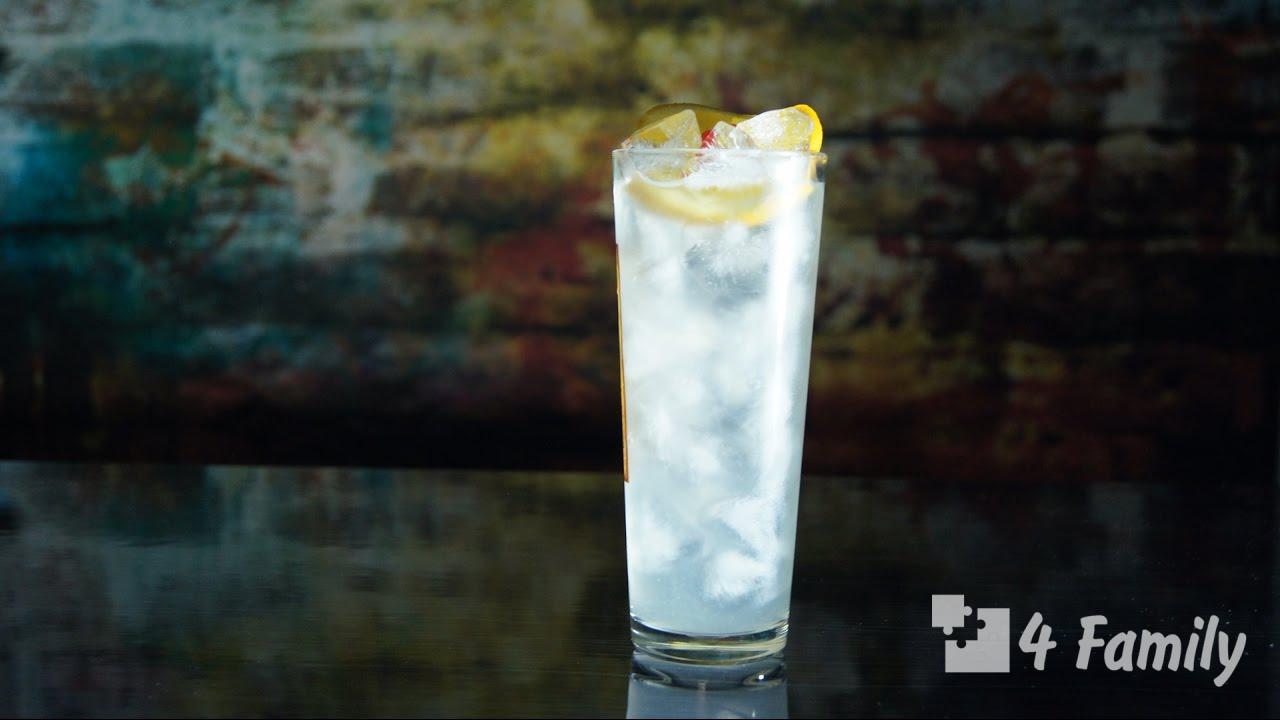 Фото. Рецепты коктейлей с лимонным соком