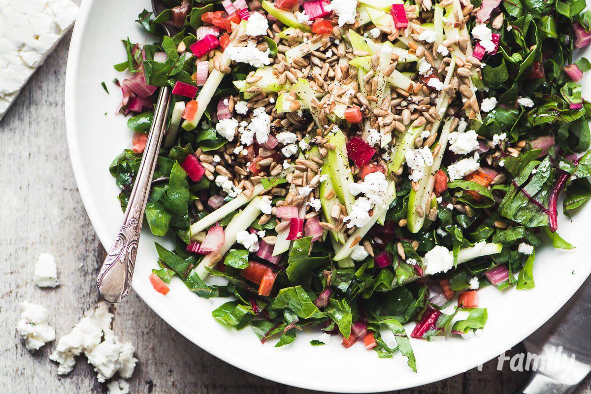 Фото. Как сделать средиземноморский салат